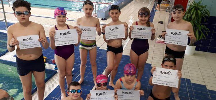 Akcja #pomagamywygrywać zH2oshop | Nauka pływania Bydgoszcz iokolice
