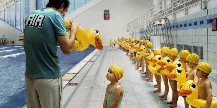 IV Wiosenne zawody pływackie dla najmłodszych – Informacje iregulamin